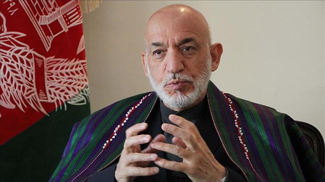 Afganistanın eski Cumhurbaşkanı Karzaiden ABD başarısız oldu yorumu
