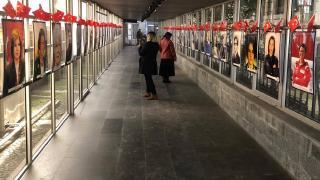 Samsun'da ilklere imza atan Türk kadınlar sergisi açıldı