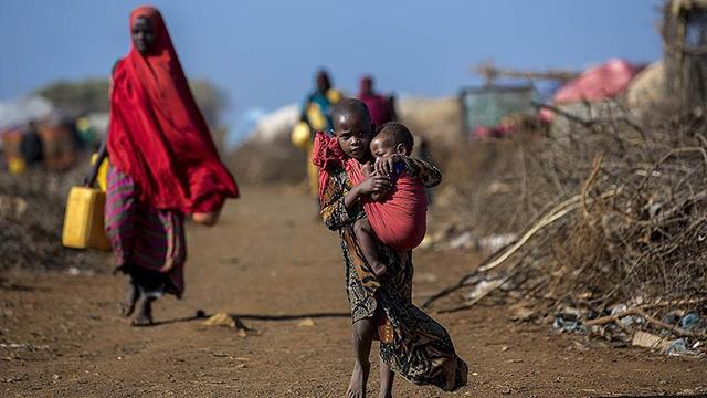 BM: 2040a kadar 600 milyon çocuk su kıtlığı çekecek