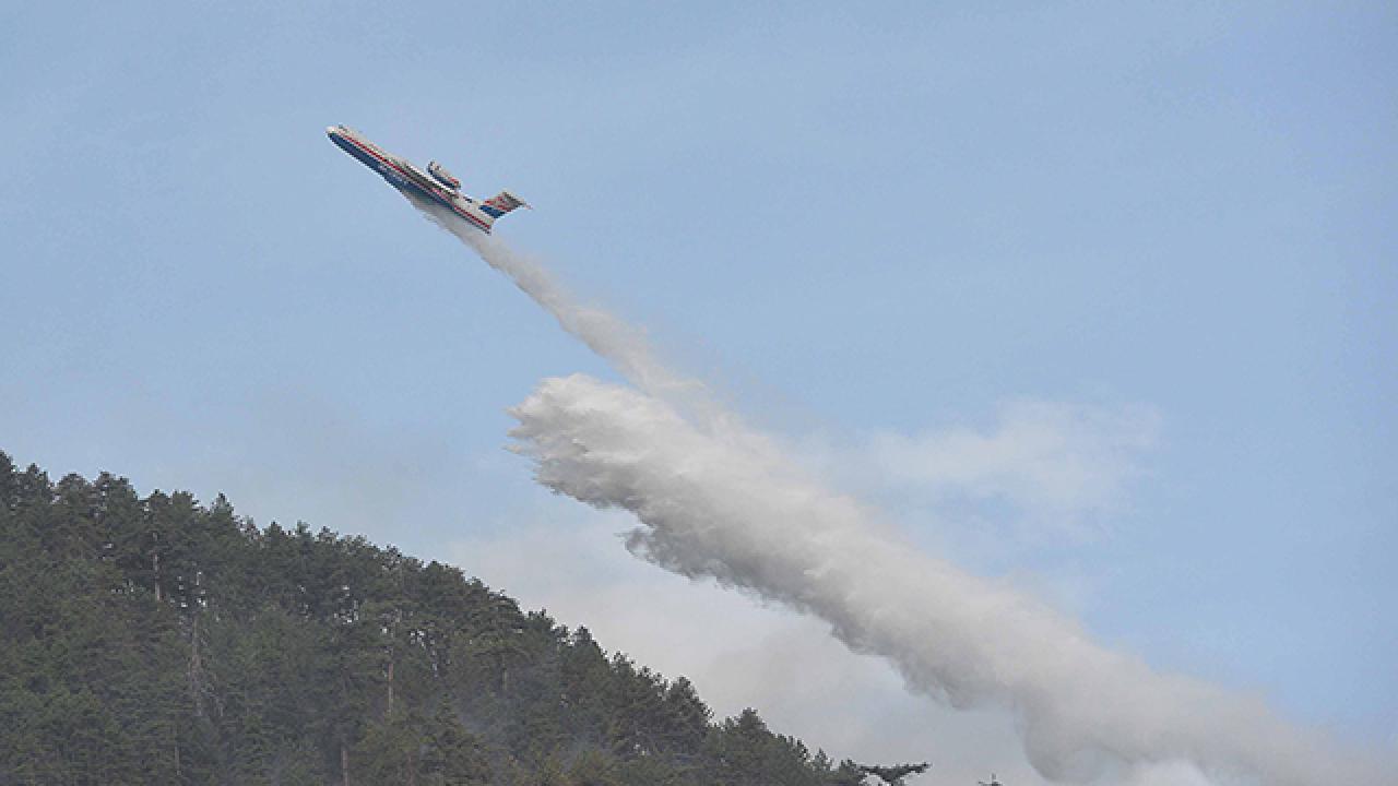 AB'den Türkiye'ye uçak desteği