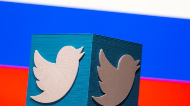 Rusyadan Twittera 3,2 milyon ruble ceza