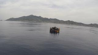 Kırklareli'nde 16 sığınmacı yakalandı