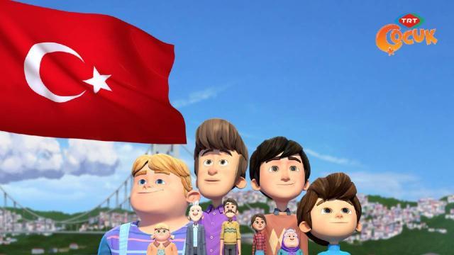 TRT Çocuk'tan İstiklal Marşı'nın kabulünün 100. yılına özel içerik