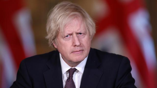 İngiltere Başbakanı Johnson yarın AstraZeneca aşısı yaptıracak