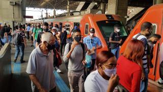 Brezilya'da COVID-19'dan 3 bin 459 kişi daha hayatını kaybetti