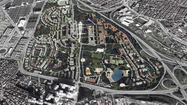 En büyük kentsel dönüşüm projesinin ilk etabı bitti