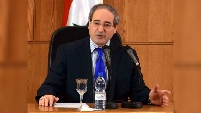 İngiltereden, Esedin Dışişleri Bakanı Mikdad dahil 6 kişiye yaptırım