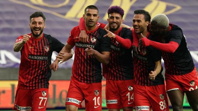 Gaziantep evinde 4 maçtır yenilmiyor