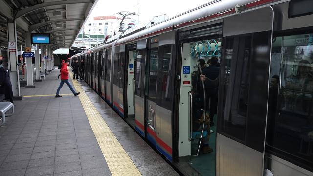 Gebze-Halkalı banliyö hattını 2 yılda 212 milyon yolcu kullandı