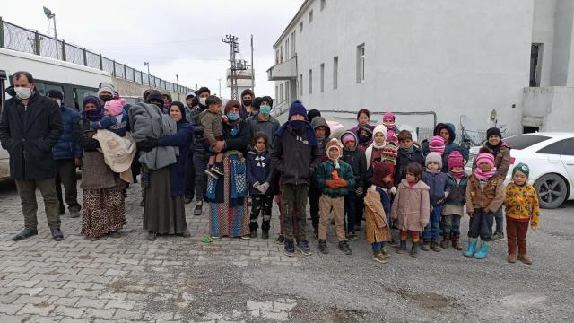 Muşta marttan bu yana 42 düzensiz göçmen yakalandı