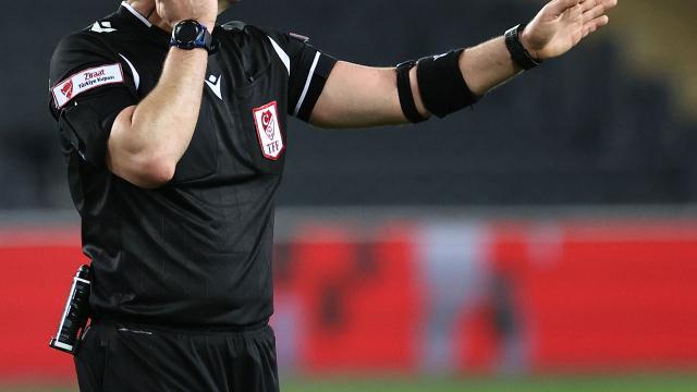 Ziraat Türkiye Kupası yarı finalinde hakemler belli oldu