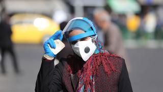 İran'da son 24 saatte 380 can kaybı