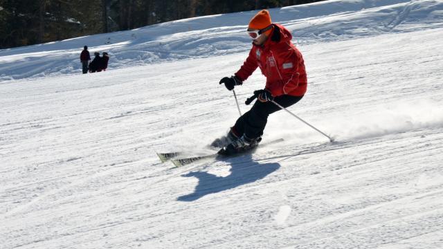 Kartalkayada kayak sezonu nisanda da devam edecek