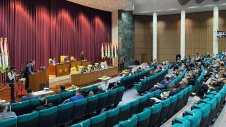 Libya parlamentosu, hükümetten güvenoyunu geri çekti