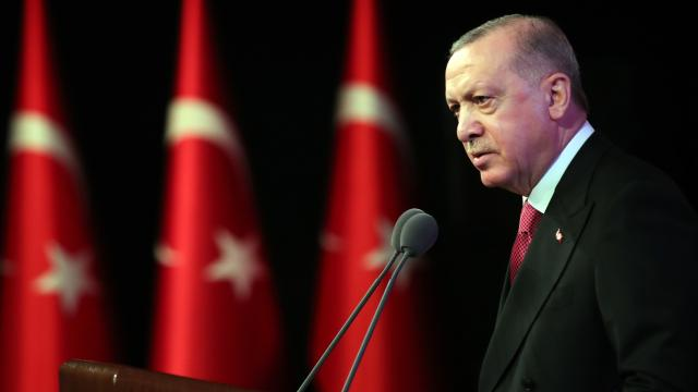 Cumhurbaşkanı Erdoğandan Hamursuz Bayramı mesajı