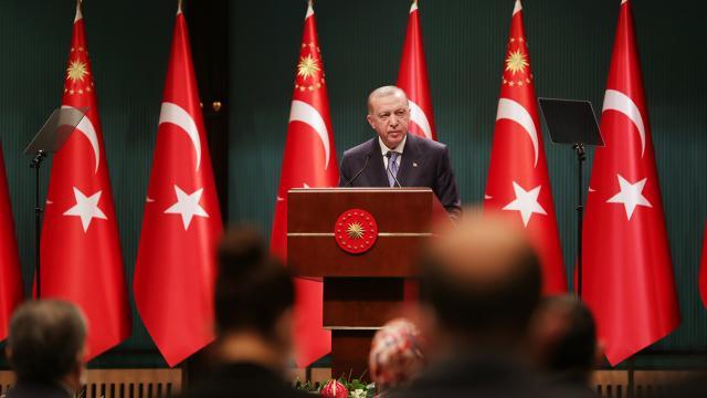 Cumhurbaşkanı Erdoğan: Mevcut uygulamalar sürecek