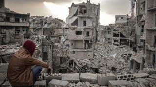 """BM'den """"Suriye iç savaşı"""" açıklaması: Ölenlerin sayısı 350 bin"""