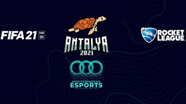 """""""Uluslararası Akdeniz E-Spor Turnuvası"""" Antalyada yapıldı"""