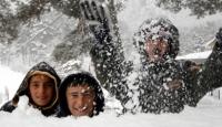 Afyonkarahisar'da eğitime kar tatili