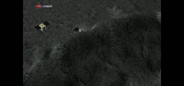 2 Uzay Aracı Ay'a Çarptı