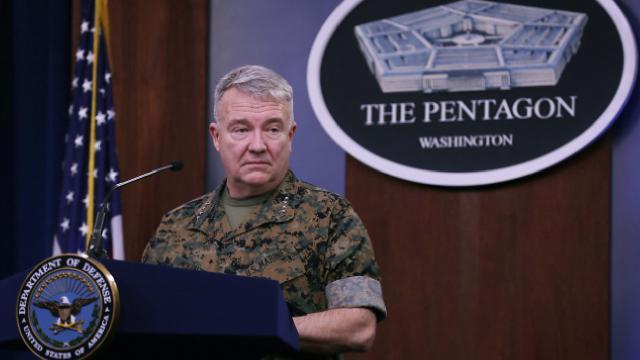 CENTCOM Komutanı: Bir daha işgal amacıyla Afganistana girmeyeceğiz
