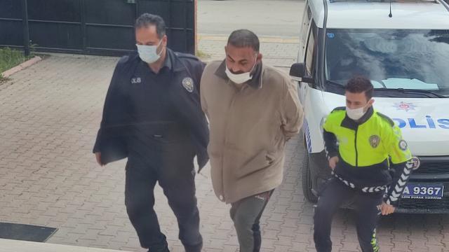 Adanada boşandığı eşini darbettiği öne sürülen zanlı tutuklandı