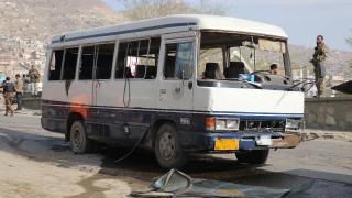 Afganistan'da yolcu otobüsüne saldırı: 11 ölü