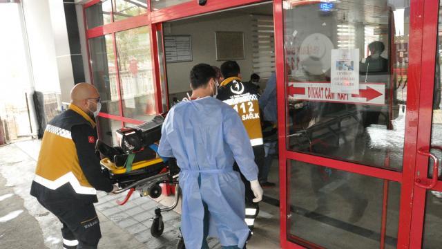 Kahramanmaraşta trafik kazası: 1 yaralı
