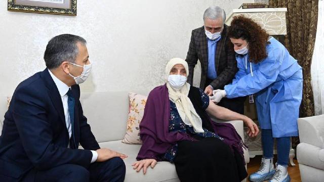 İstanbulda 65 yaş üstü vatandaşların aşılanma oranı yüzde 71e ulaştı