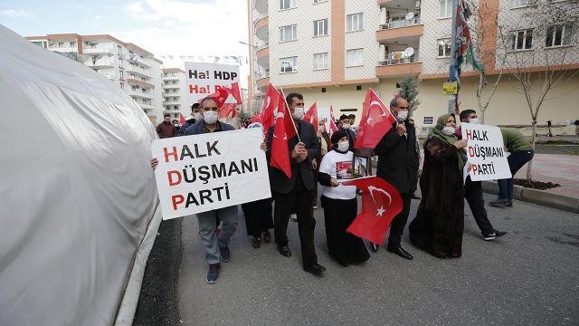 Diyarbakır annelerinden HDPyi kapatma davasına destek