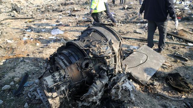Düşürülen Ukrayna uçağıyla ilgili nihai rapor yayımlandı