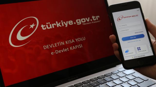 Adrese teslim e-Devlet şifresi hizmeti tüm Türkiyede