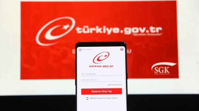 SGKya ait 5 yeni hizmet e-Devletten sunulacak