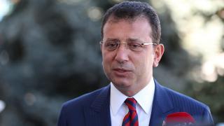 Ekrem İmamoğlu'ndan Pervin Buldan'a bayram telefonu