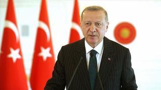 Cumhurbaşkanı Erdoğan'dan Çad Cumhurbaşkanı için taziye mesajı