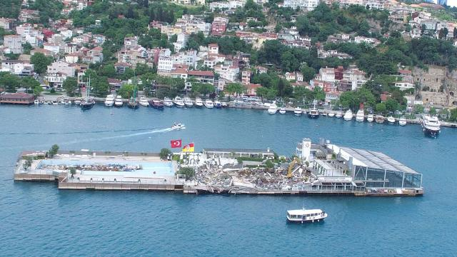 Galatasaray, Galatasaray Adasıyla ilgili davayı kazandı
