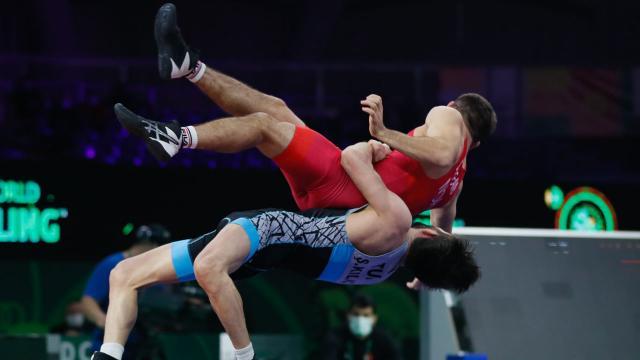 Avrupa Güreş Şampiyonasında heyecan Polonyada yaşanacak