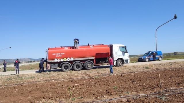 Adanada 24 bin litre atık madeni yağa el konuldu