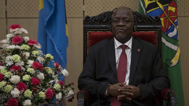 2 haftadır kayıp olan Tanzanya Devlet Başkanının öldüğü açıklandı