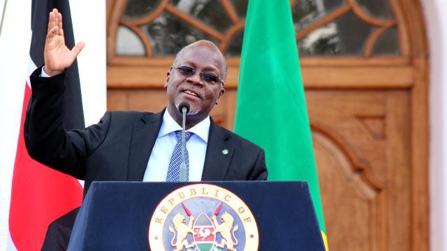 John Magufulinin ölümü üzerine Kenyada 7 gün yas ilan edildi
