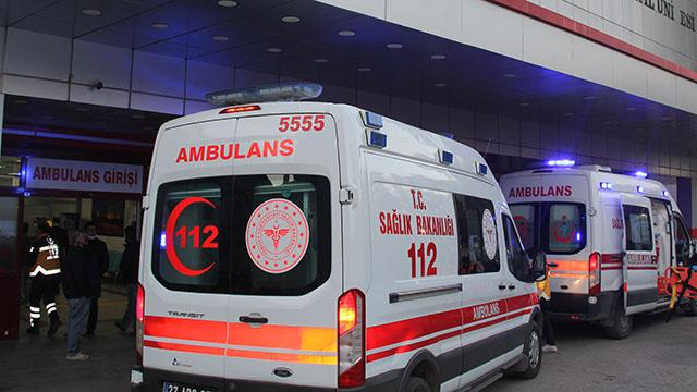 Adanada trafik kazası: 4 yaralı