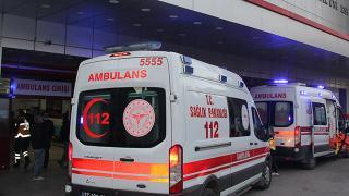 Zonguldak'ta trafik kazası: 1 ölü, 2 yaralı