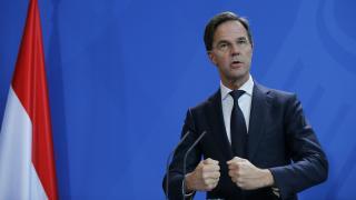 Hollanda'da Başbakan Rutte'yi tehdit eden kişiye hapis
