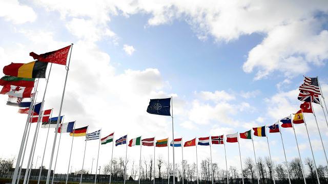 NATO ülkelerinin savunma harcamaları 1,1 trilyon dolara ulaştı