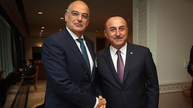 Yunanistan Dışişleri Bakanı Dendias Türkiyeye gelecek