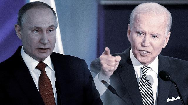 Bidendan, Putine katil nitelemesi
