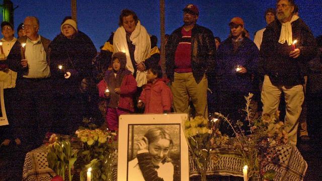 Hak ve adalet adına sivil direnişin adı: Rachel Corrie