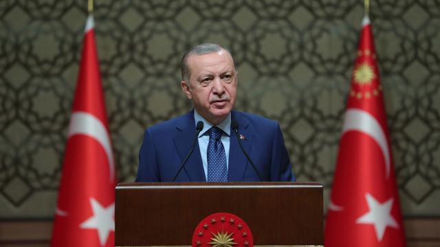 Cumhurbaşkanı Erdoğan: Bu millete diz çöktürmeyi başaramadılar