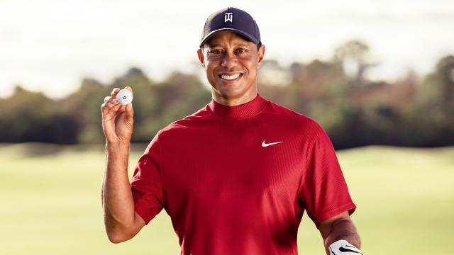Tiger Woods taburcu edildi