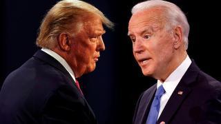 Trump'tan Biden'a 'Rusya' eleştirisi: Çin'in ellerine itiyorsun